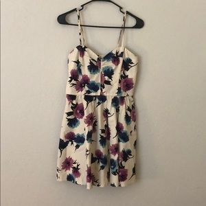 Forever 21 Floral Bubble Dress